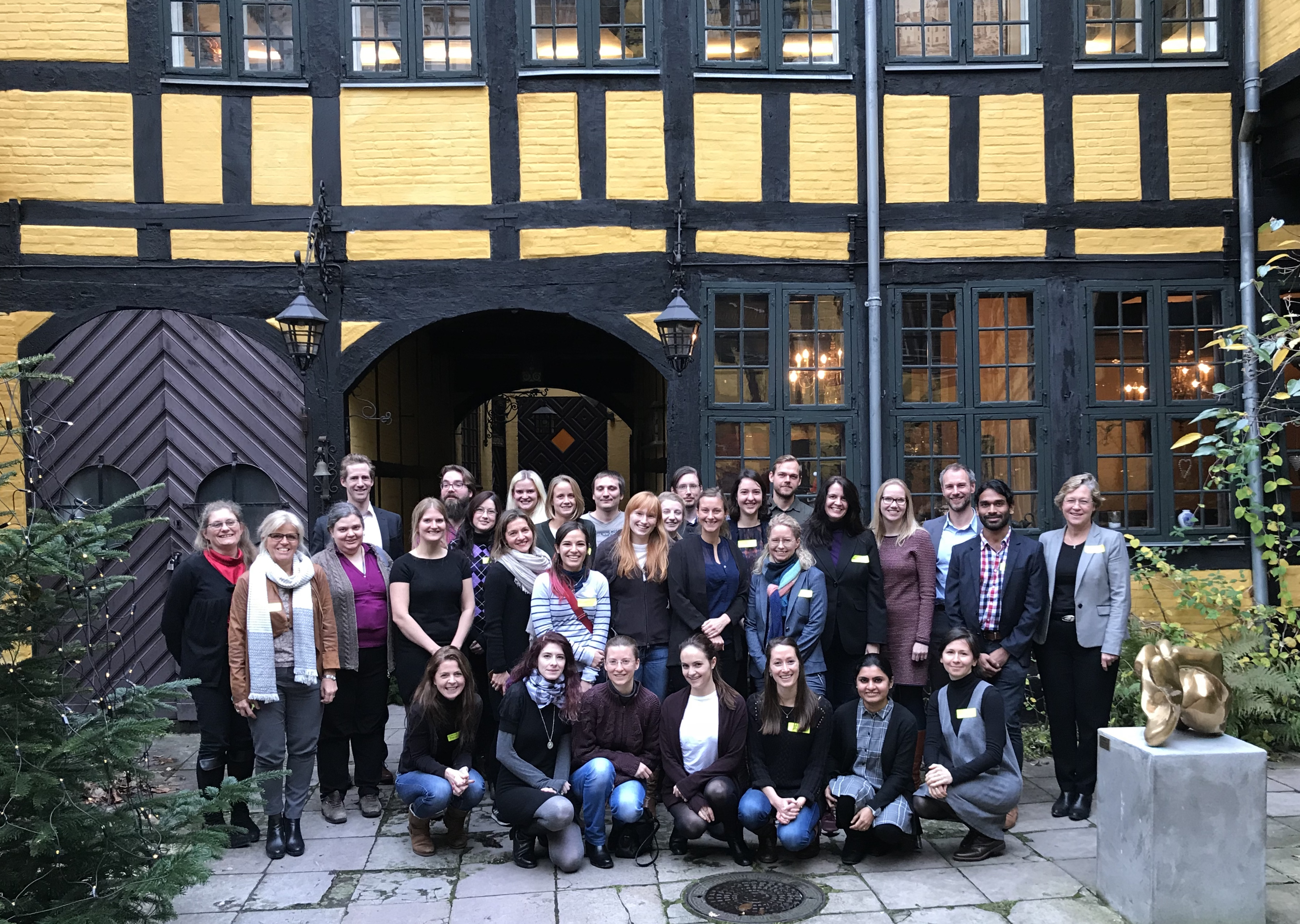 Photo of the MultipleMS PhD and Postdoc challenge