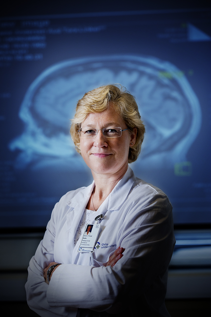 Profile photo of Prof. Hanne F. Harbo